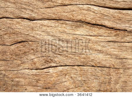 Weathered Wood Grain Texture Close Up Background.