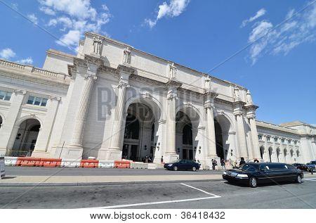 Union Station in Washington DC