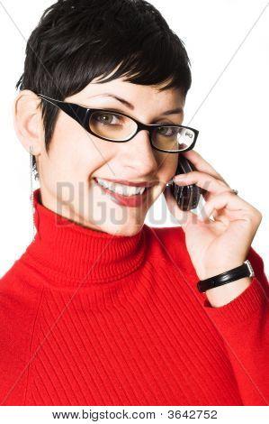 Secretary Talks On Mobile