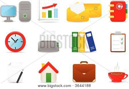 Icon Set Office