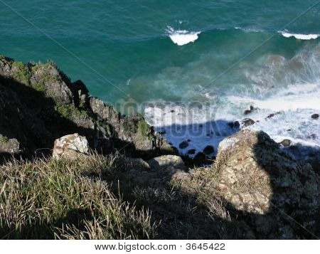 Pounding Waves Cape Byron Australia