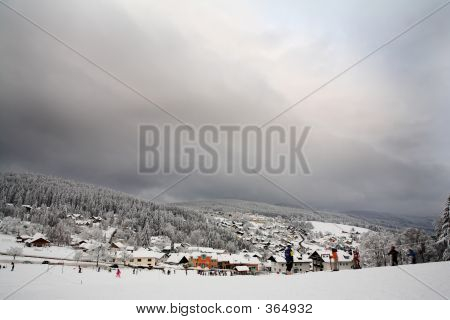 Snow Landscape #7