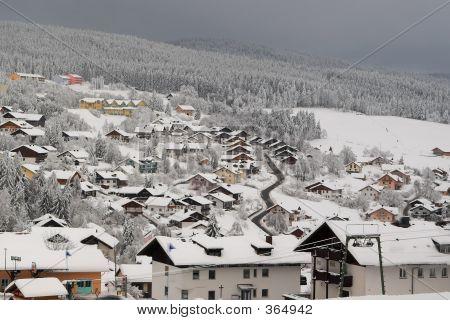 Snow Landscape #9