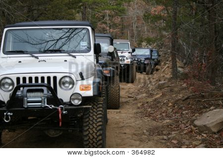 Jeeps Front