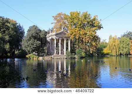 Aesculapius Temple