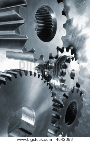 Titanium Gear-machinery