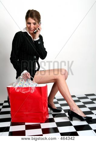 High-fashion Shopper