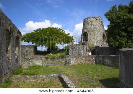 Sugar Mill Tower