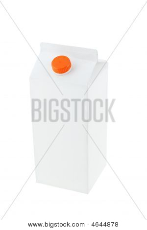 Blank Paper Carton