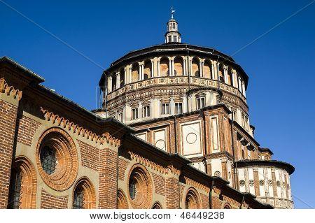 Santa Maria Delle Grazie (milan, Italy)
