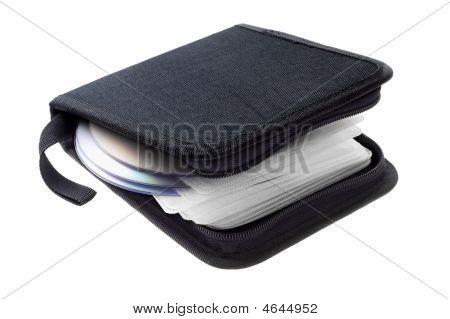 Compact Disk Storage Bag