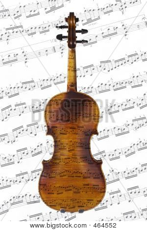 Wooden Musical Instrument
