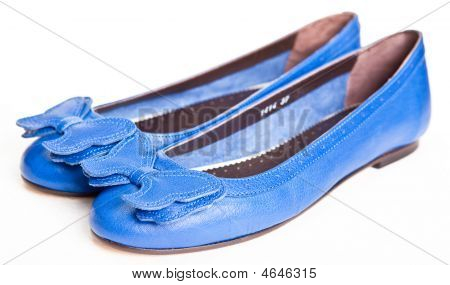 Blue Women's Shoes