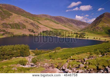 Butermere lake