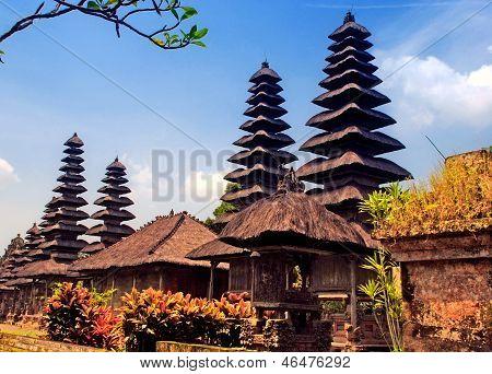 Taman Ayun Templo (Bali, Indonésia)