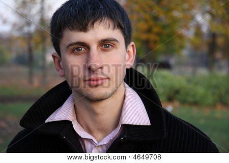 Portrait  One Guys