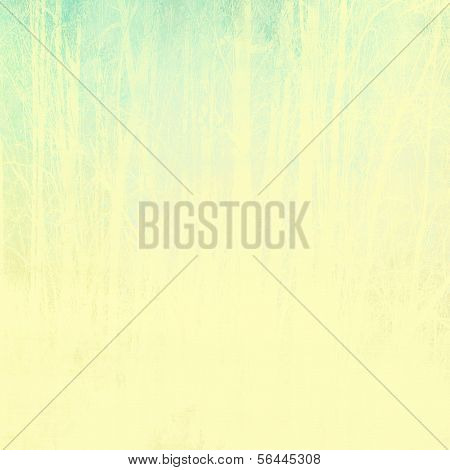 abstract blue and yellow background