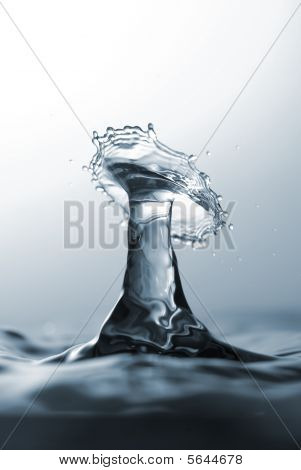 Water Splash Collision