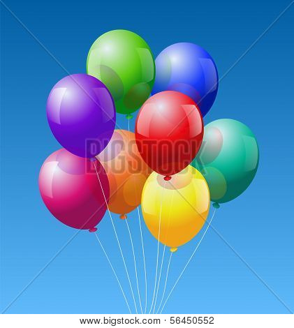 Bunch Balloons