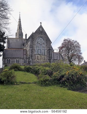 St Patrick's Church At Trim City