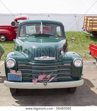 1950's Chevy Pickup Truck