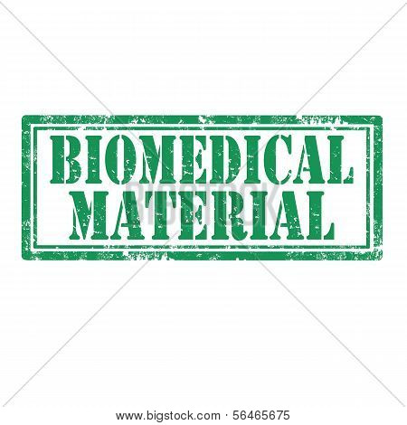 Biomedical Material-stamp