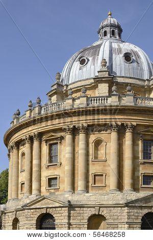 Radcliffe Camera. Oxford. England