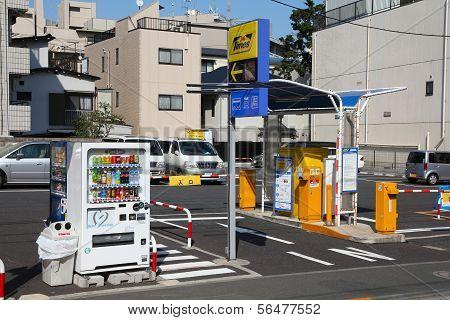 Japan Parking