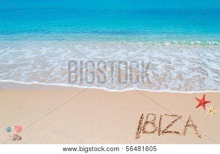 Ibiza Writing