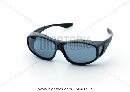 Sun Glasses Isolated 2