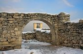 Arch Of Ancient Hersones, Crimea