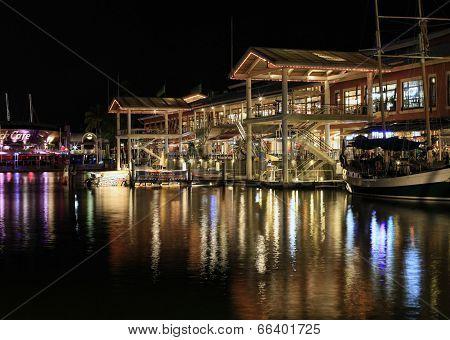 Bayside Marketplace In Miami