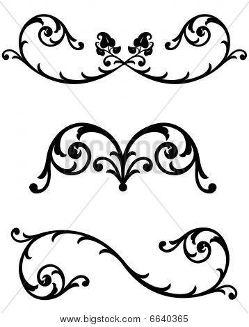 Ornamental Scrolls
