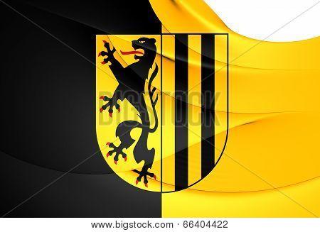 Flag Of Dresden