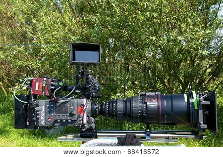 Camera for Motion Picture