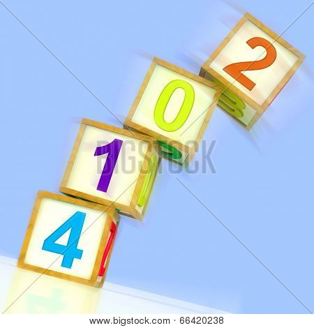 Two Thousand And Fourteen Word Mean Year 2014