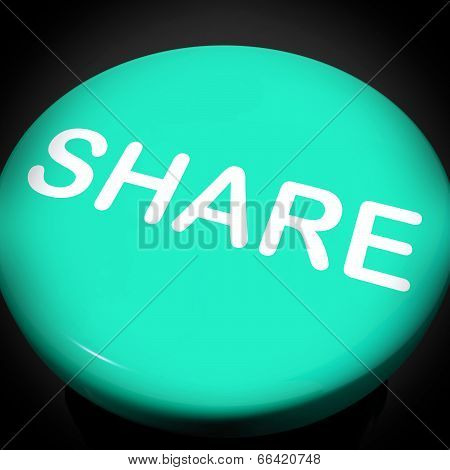 Share Switch Shows Sharing Webpage Or Picture Online