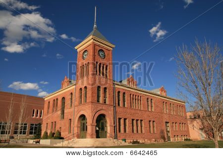 Oldl Flagstaff Courthouse