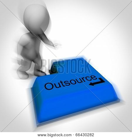 Outsource Keyboard Shows Subcontracting And Hiring Freelancers