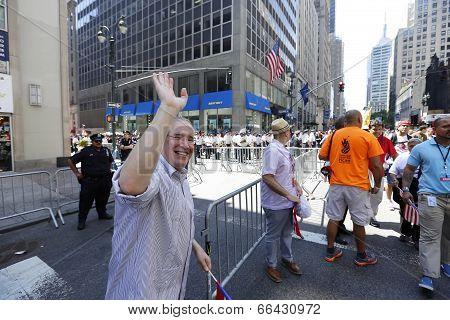 NYC Comptroller Scott Stringer & Friends