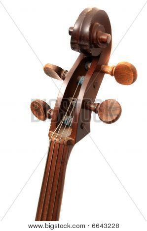 Cello Closeup Background