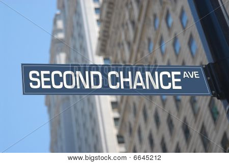 Second Chance Avenue