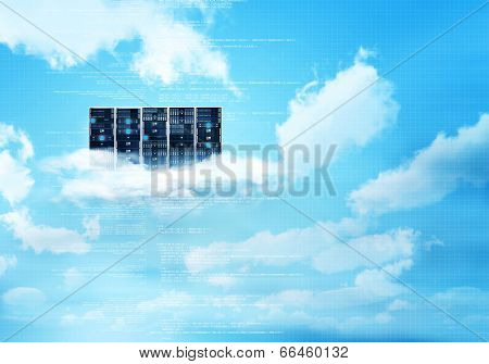 Internet Cloud Server