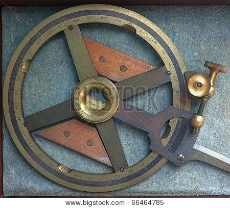Vintage Navigational Instrument
