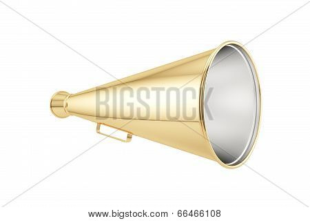 Megaphone Isolated