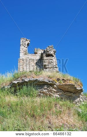 Rubble Of The Old Castle
