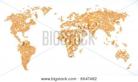 Conflict areas (corn exploding)
