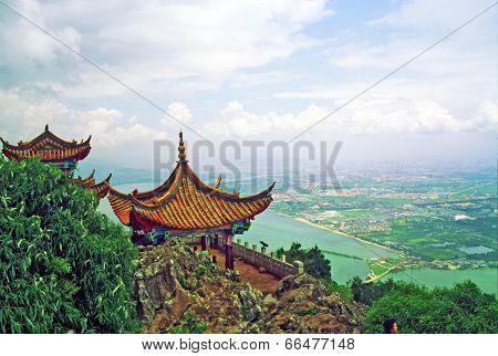 Dragon Gate In Kunming