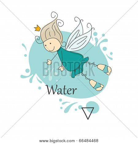 Fairy of water.
