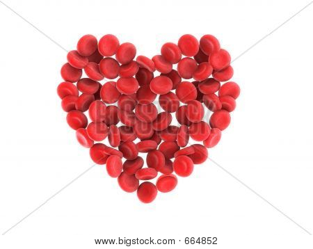 Blood Cell Heart